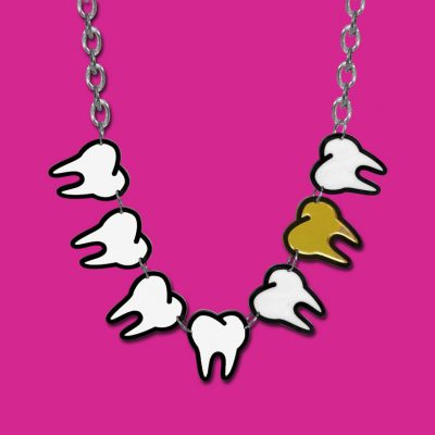 Baby Teeth Chocker